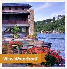 waterfront homes austin